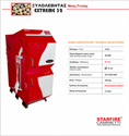 Picture of Wood Burning Boiler VIVA EXTREME 32