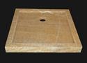 Εικόνα της Ντουζιέρα Όνυξ 80x80 cm