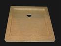 Εικόνα της Ντουζιέρα Μπεζ 80x80 cm