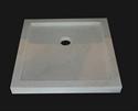 Εικόνα της Ντουζιέρα Crystal 80x80 cm