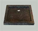 Εικόνα της Ντουζιέρα Μαύρη 80x80 cm