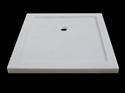 Εικόνα της Ντουζιέρα Λευκή SC 80x80 cm