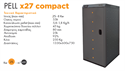 Picture of PELL compact 27, 35 & 40 kw
